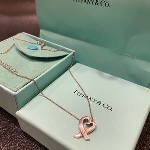 Tiffany & Co. Paloma Picasso®Loving Hear diamond